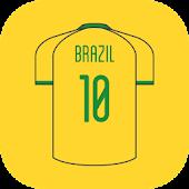 myJersey - Brazil 2014