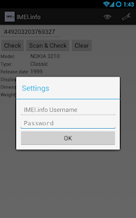 IMEI.info- screenshot thumbnail