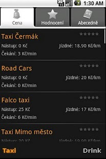 Czech Taxi - screenshot thumbnail