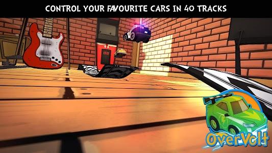 OverVolt: crazy slot cars v1.3.1