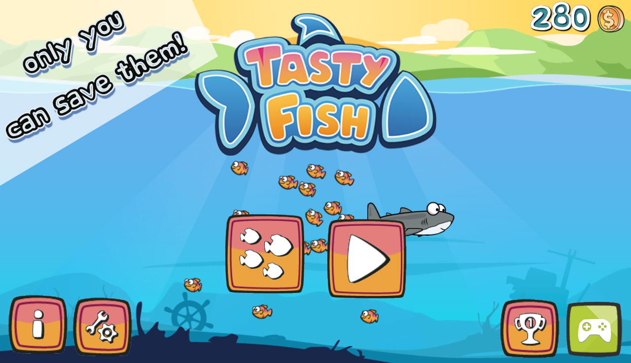 Tasty Fish - screenshot