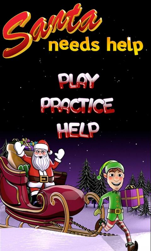 Santa Needs Help! Free! - screenshot