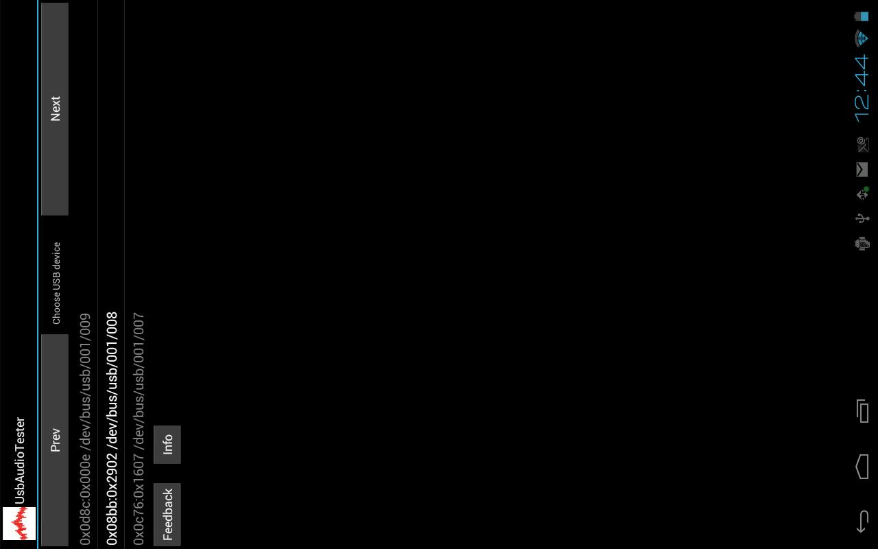 USB Audio Field Recorder APK 0 1 1 Download - Free Music & Audio APK