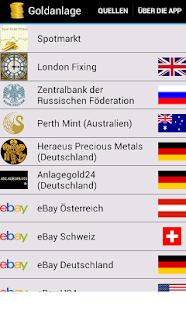 Goldanlage Apps Bei Google Play