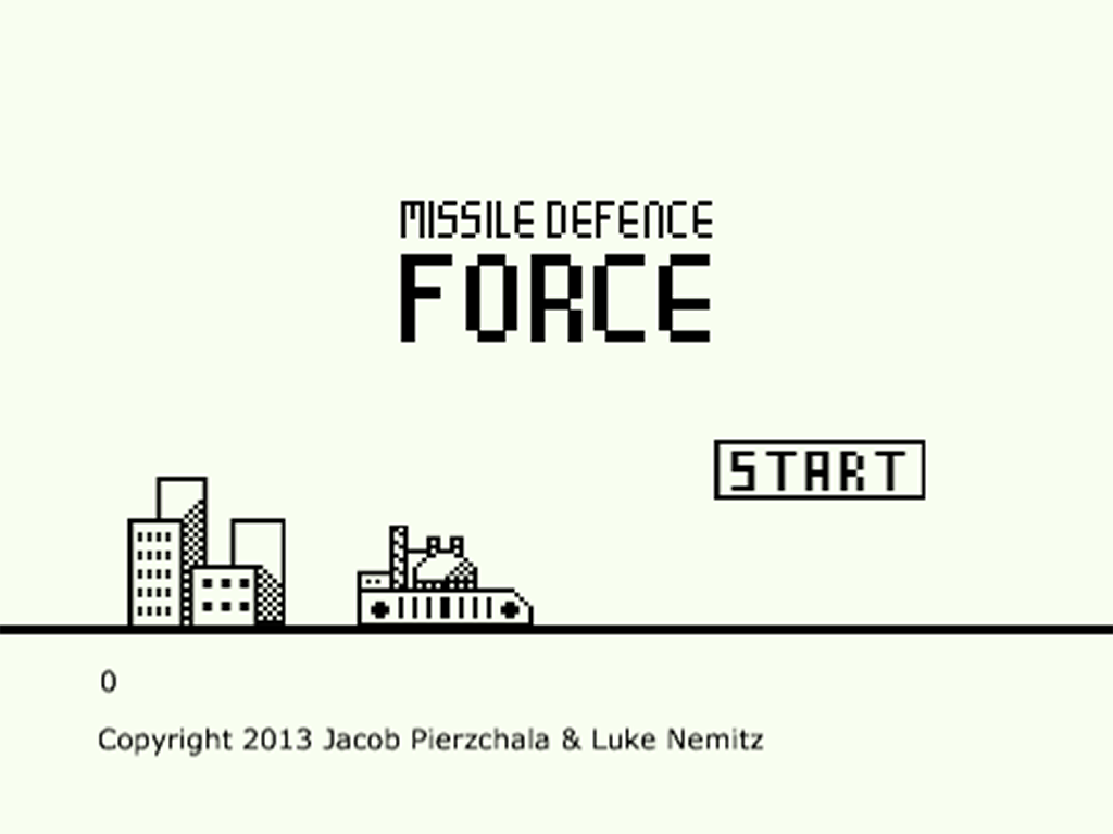 Missile Defense Force- screenshot