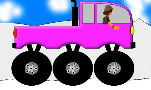 Monster Trucks For Kids- screenshot thumbnail