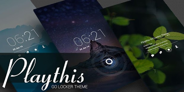PLAY THIS GO LOCKER THEME - screenshot thumbnail