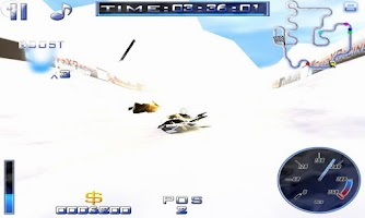Screenshot of BobSleigh eXtreme Free