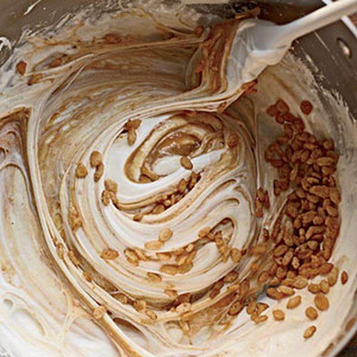 Peanut Butter Rice Krispie Treats Recipe