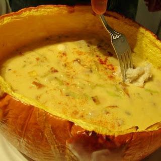 Pumpkin Fondue Recipe