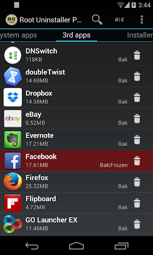 Root Uninstaller 8.5 screenshots 17