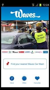 Waves Car Wash- screenshot thumbnail