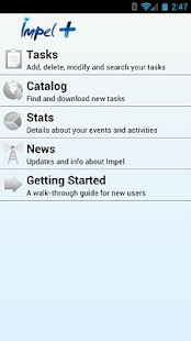 Impel - Automatic Tasks - screenshot thumbnail