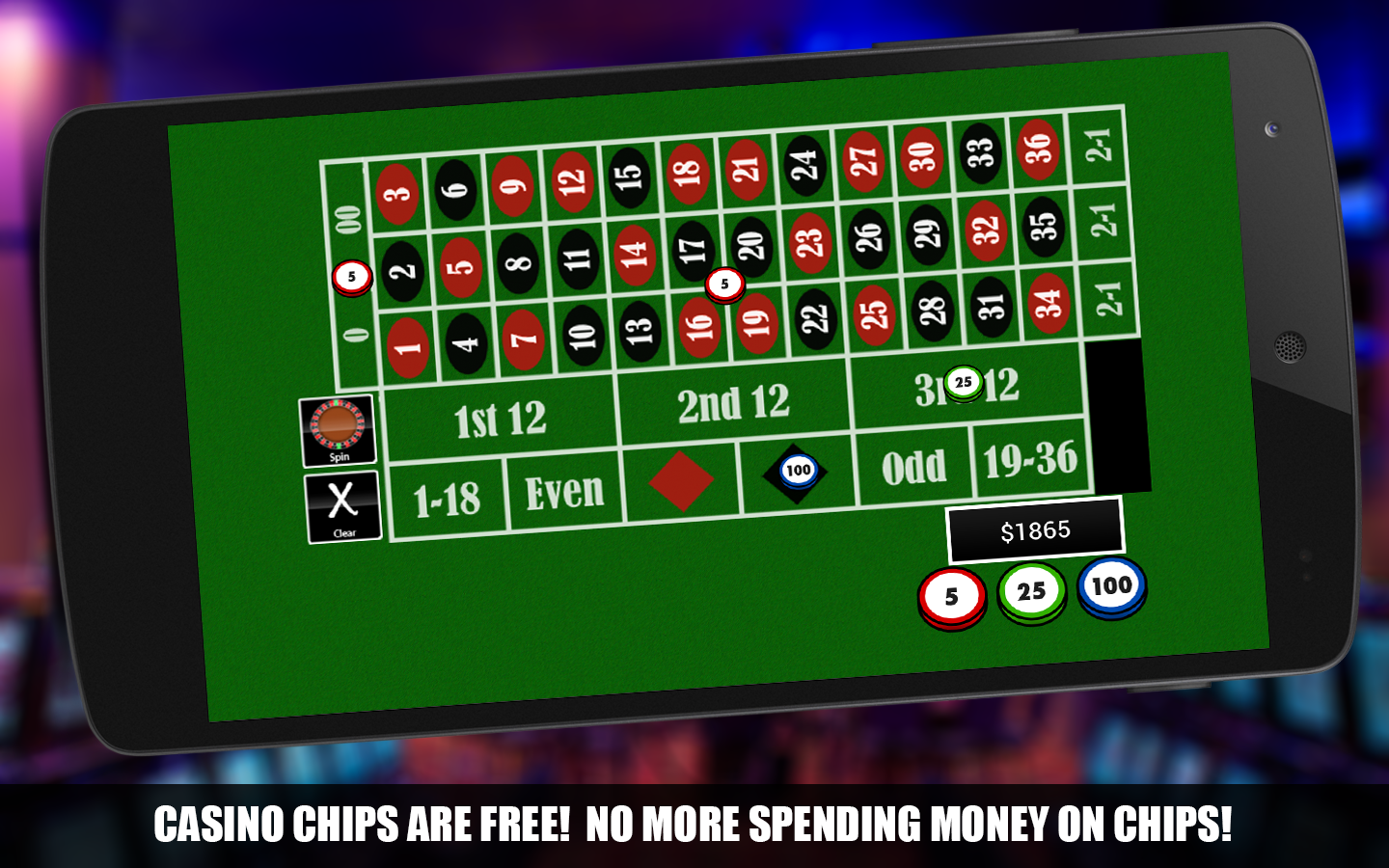25-in-1 Casino & Sportsbook- screenshot