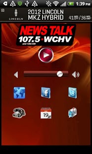 Monticello Media Radio Station - screenshot thumbnail