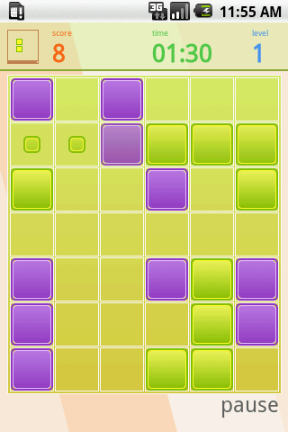 Touch Blocks- screenshot