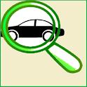 Locate My Car icon