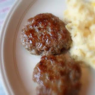 Ground Pork Breakfast Sausage Patties Recipes.