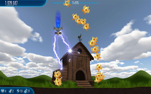 Chicken Invaders 5 1.14ggl Screenshots 5