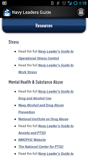Navy Leader's Guide- screenshot thumbnail
