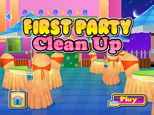 第一方遊戲清洗