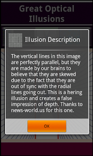 Great Optical Illusions- screenshot thumbnail