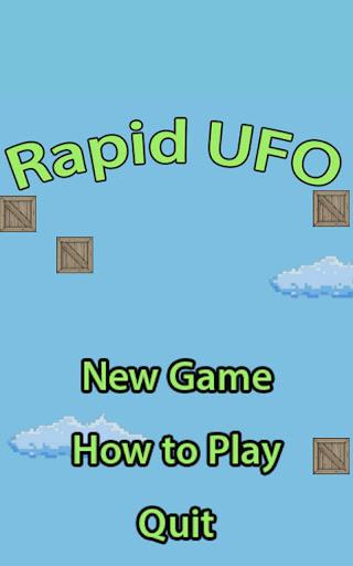 Rapid UFO