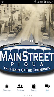 MainStreet Piqua- screenshot thumbnail