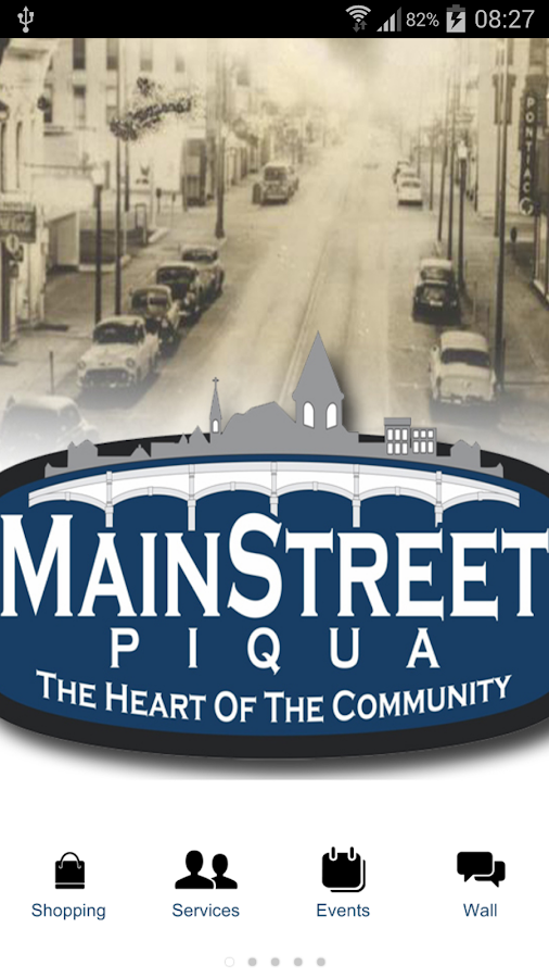 MainStreet Piqua- screenshot