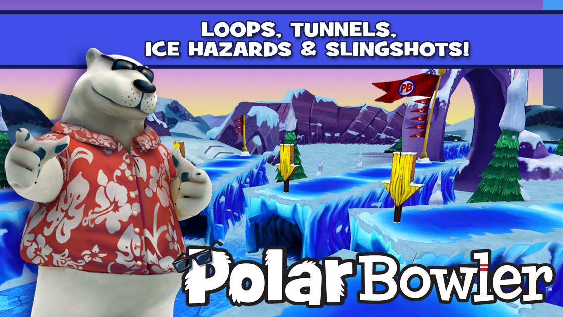 Polar Bowler- screenshot
