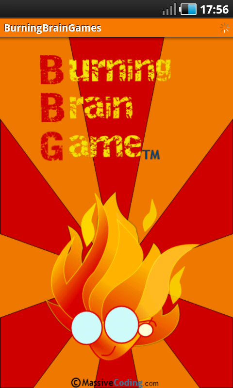 BurningBrainGames - screenshot