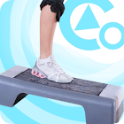 PlayCoachFitness Step Aerobics icon
