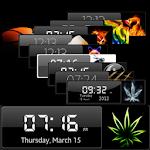 HD Clock Widgets Premium