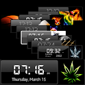 Horloge Widgets HD Premium icon