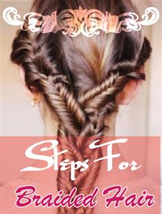 【免費生活App】用于编织头发的步骤-APP點子
