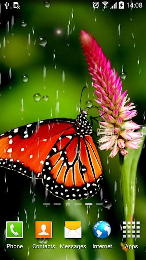 Rain Live Wallpaper 1.0.9 screenshots 2
