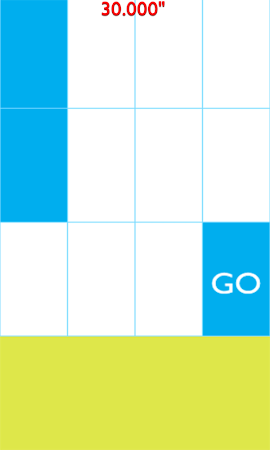 Tap Blue - Piano Tiles 1.5.065 screenshot 206019