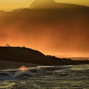 Ho'Okipa Beach Maui Sunset2 January©2015MelissaFaithKnight-.tif