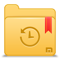 Maxthon Add-on:Bookmark Backup logo