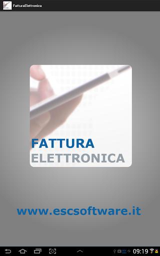 【免費生產應用App】Fattura Elettronica-APP點子