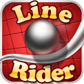 Line Rider - Galaxy Note