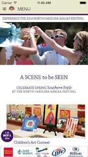 North Carolina Azalea Festival- screenshot thumbnail