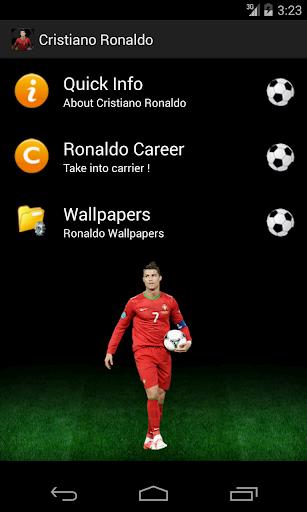 Cristiano Ronaldo Info