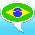 """""""Fale"""" Portuguese logo"""
