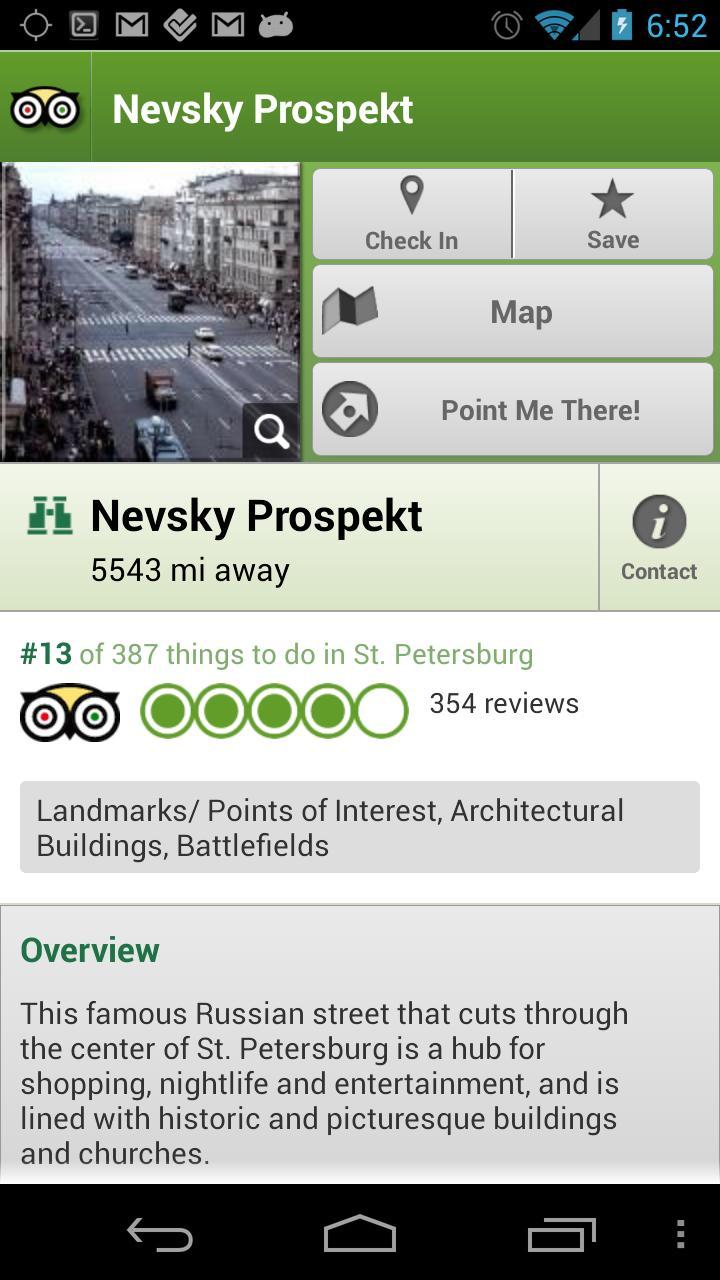 St Petersburg City Guide screenshot #3