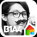 B1A4 - Cnu LINE Launcher Theme