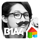 B1A4 - Cnu LINE Launcher Theme icon