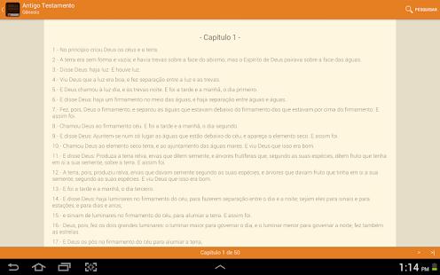 Bíblia em Português Almeida - screenshot thumbnail