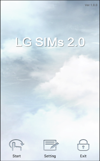LG SIMs 2.0 [Wi-Fi only] 1.5.1 screenshots 1
