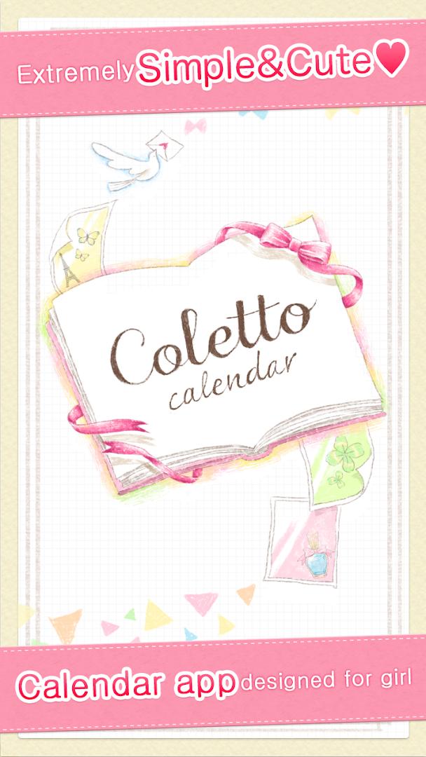 Coletto calendar~Cute diary - Revenue & Download estimates
